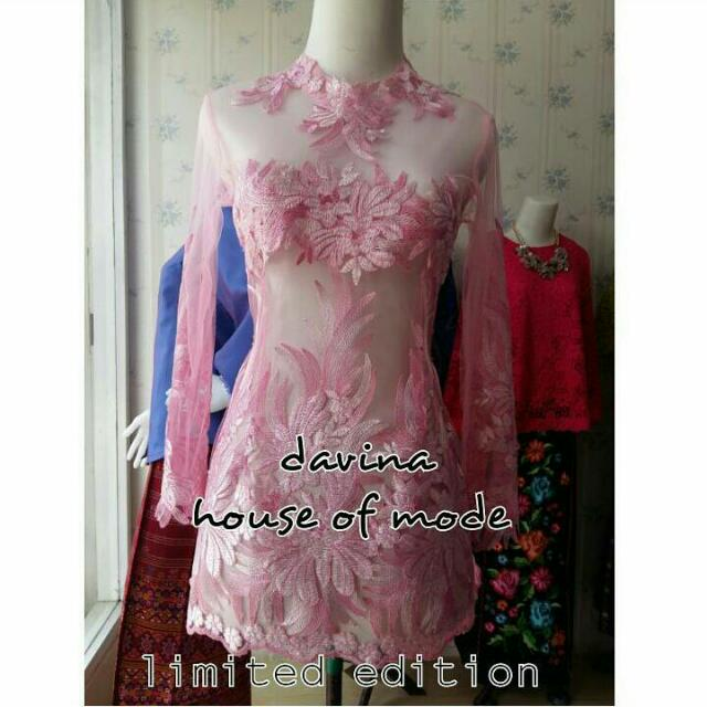 Kebaya Pink girly