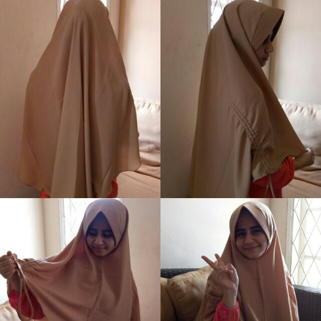 Khimar With Pad Millo