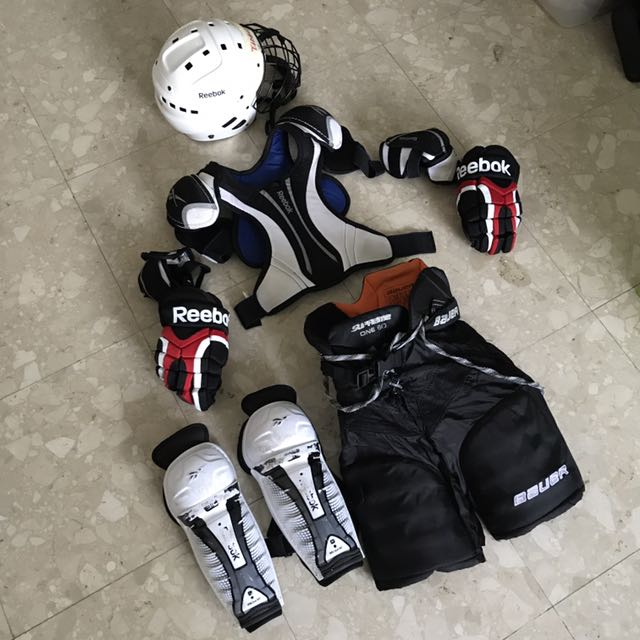Kids Hockey Attire
