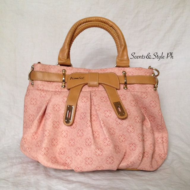 Kimbel Handbag With Sling Strap