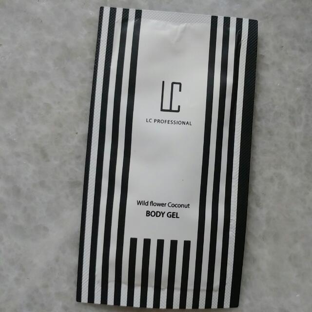 Lee Chul Hair KerKer Haircare Salon Seoul Body Gel Wild Flower Coconut