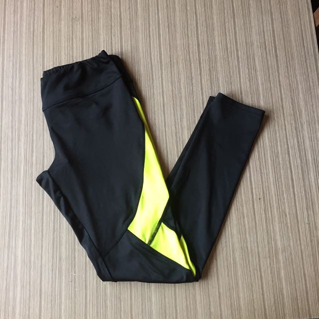 Leggings Gym Neon