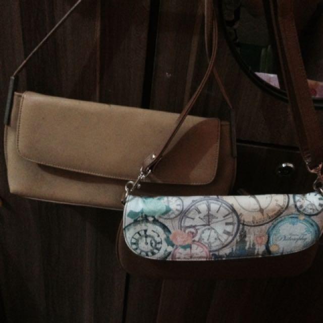 Leonardo & Vintage Sling Bag Bundle!!!