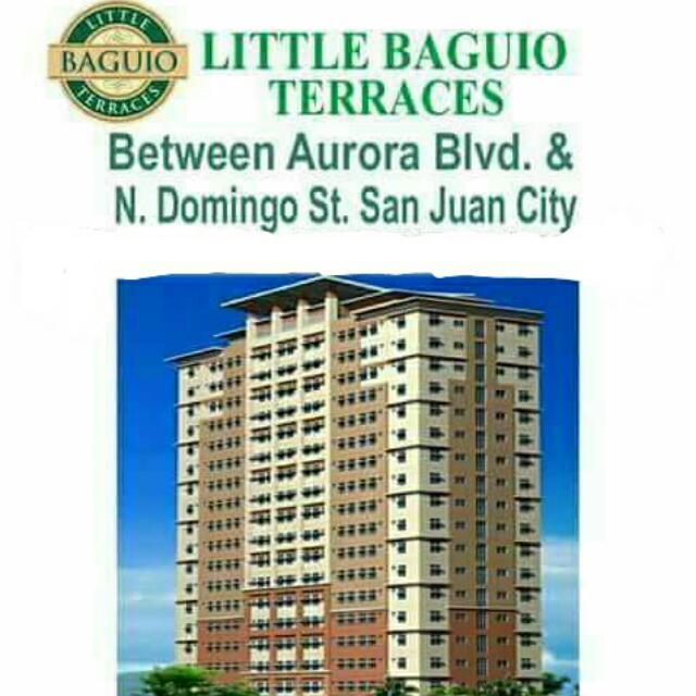 Little Baguio Terraces Condominium