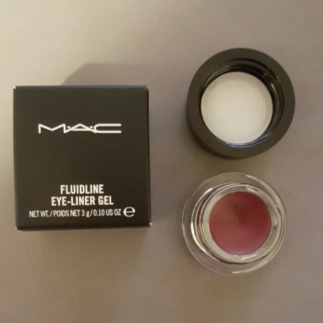 """MAC Fluidline Eyeliner Gel """"Looking Good"""""""