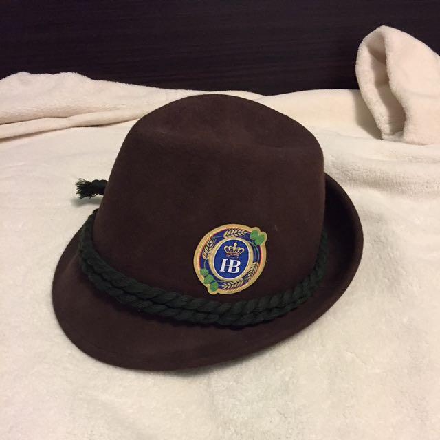 Mahogany Hat