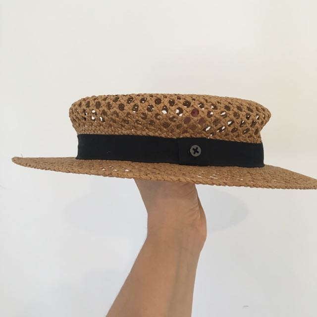 MIMCO BOATER HAT
