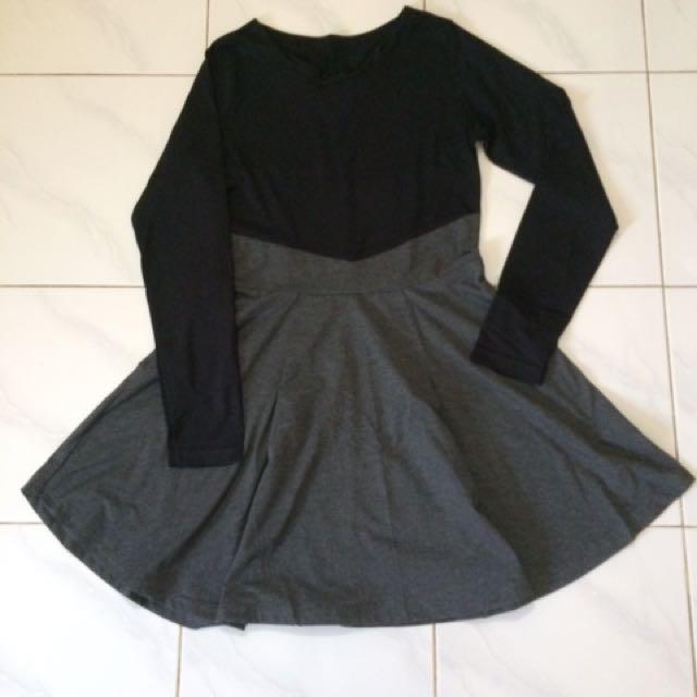 (SALE!!) Mini Black Dress
