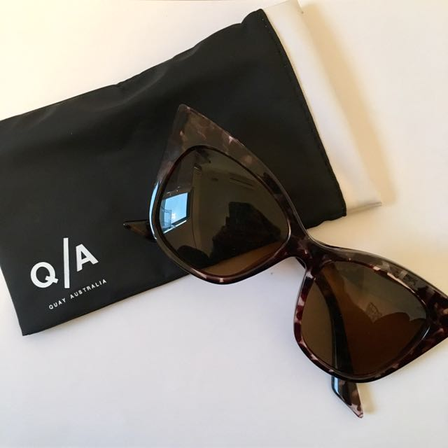 Modern Love Quay Sunglasses