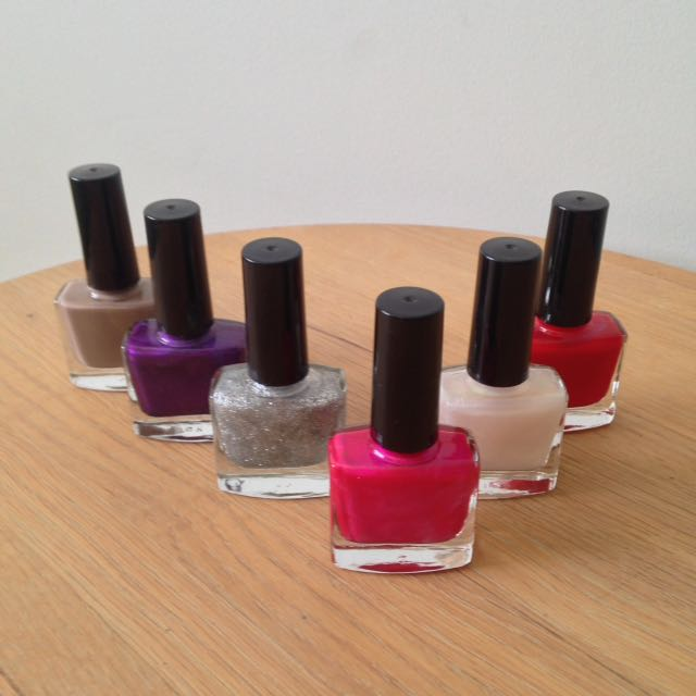Nail Polish Set Of 6