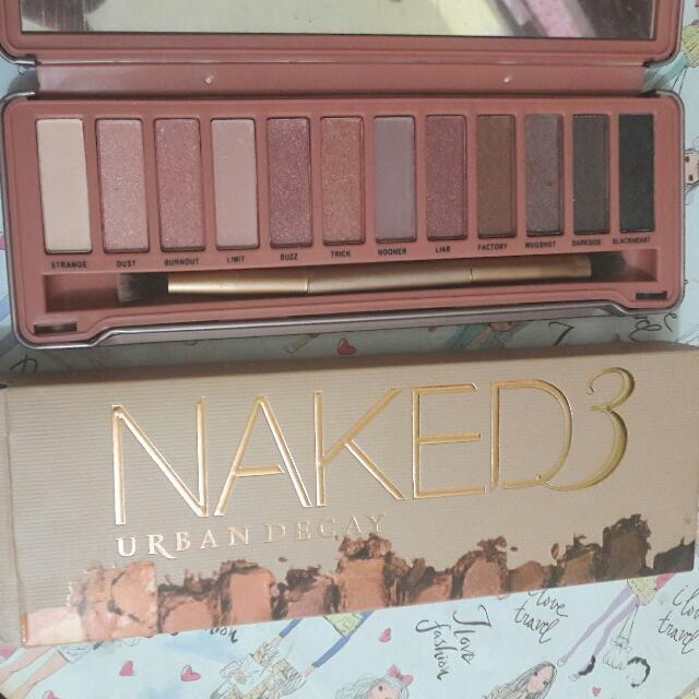 Naked 3 KW
