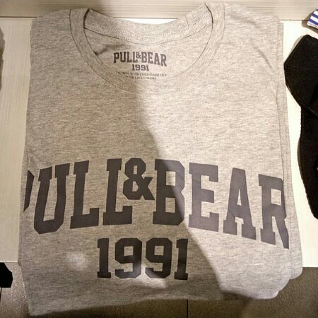NEW - TShirt Kaos Pull & Bear