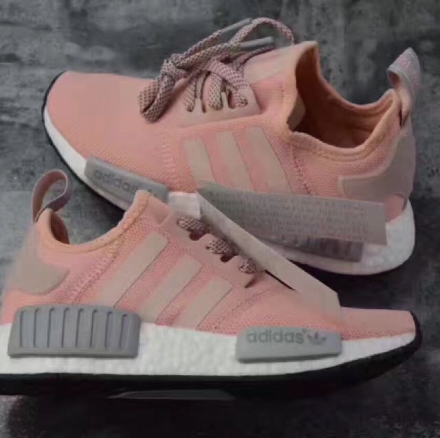 NMD Limited Pink