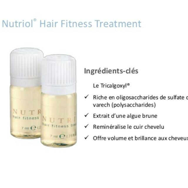 Nutrioil®  Hair Fitness
