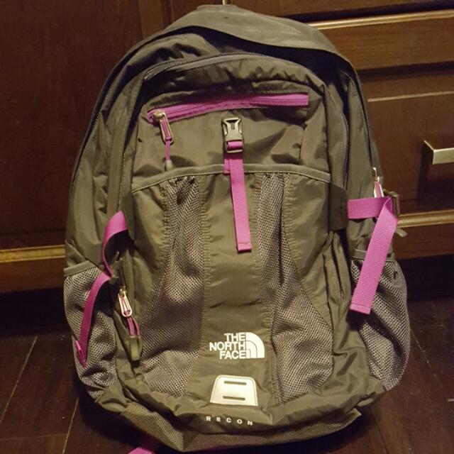 NWOT Northface Recon Backpack