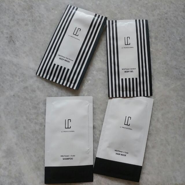 One Set Of Lee Chul Hair KerKer For Skin And Hair