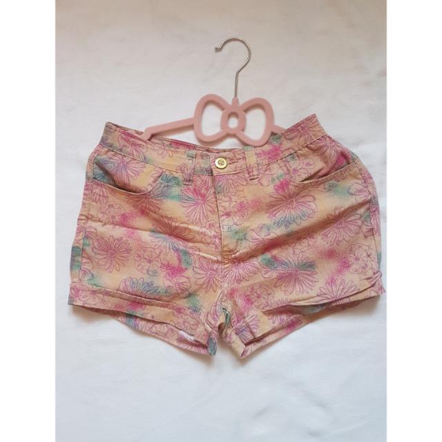 Pazzo Floral Shorts