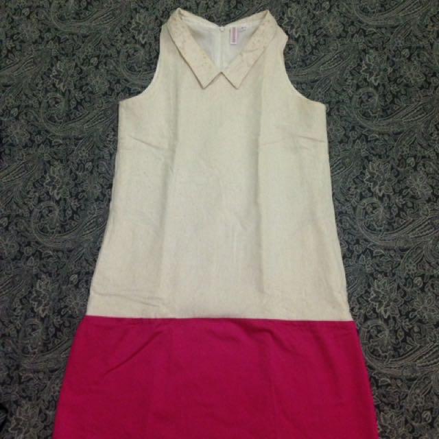 Penshoppe 2-tone Dress