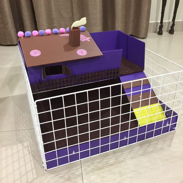 Customized pet cage (small)