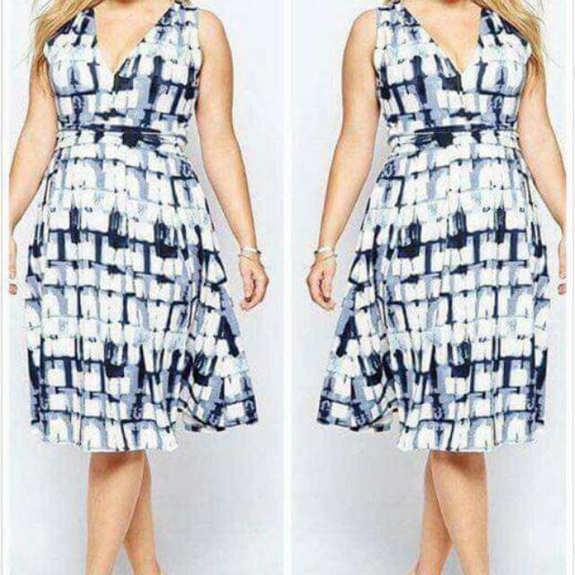 Plus Size;Dress