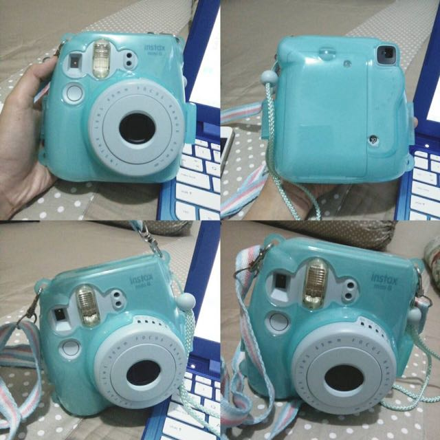 Polaroid intax mini 8