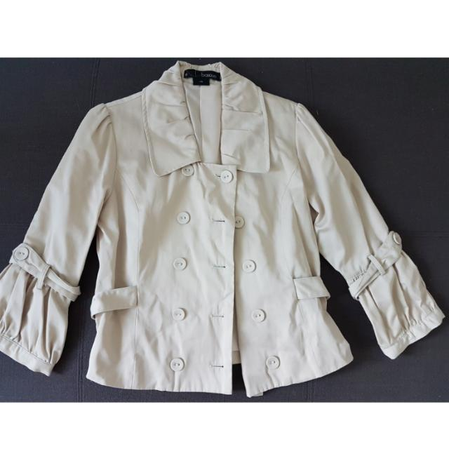 Basque Size8 Swing Jacket