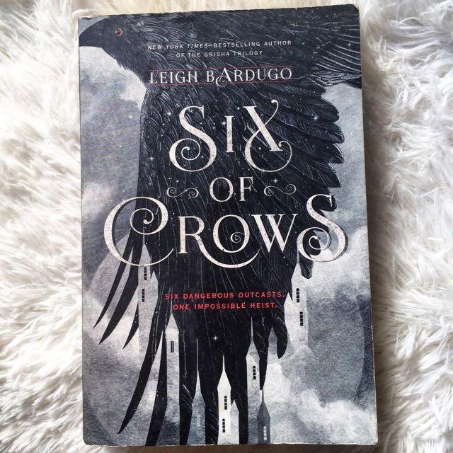 Six of Crows (Preloved Book)