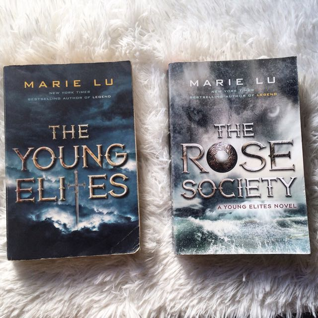 The Young Elites & The Rose Society (Preloved Books)