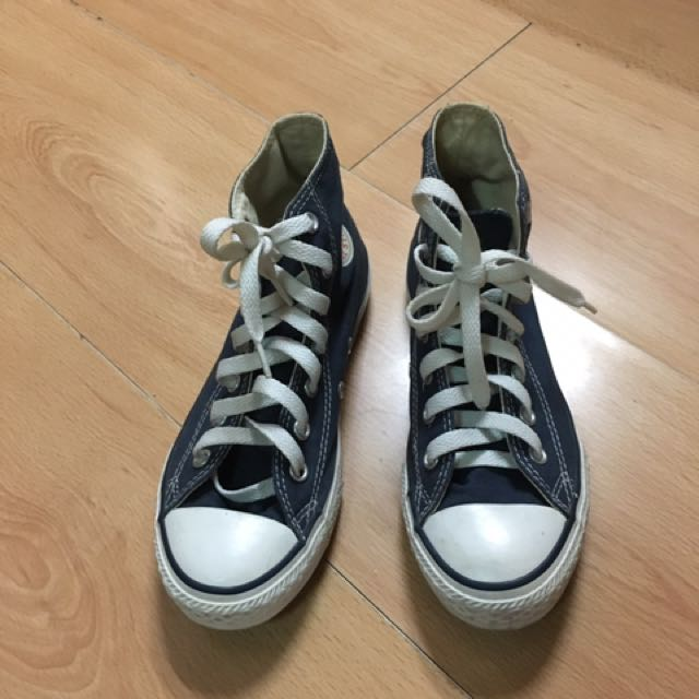 Pre-loved Converse All Star Rubber Shoes