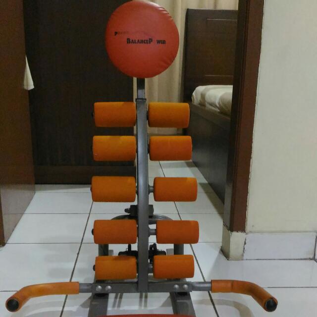 Premium Balance Power