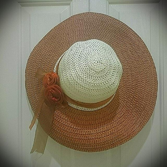 Pretty Wide Brim Summer Hat
