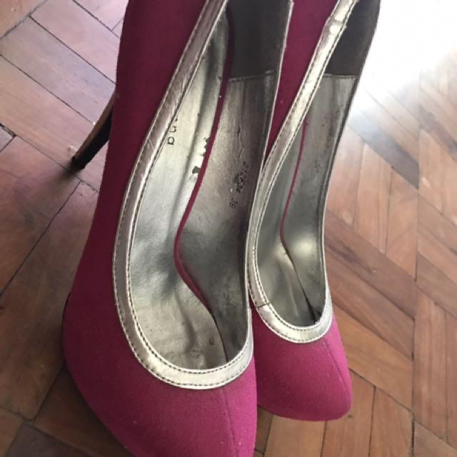Primadona Shoes Size 39 Pink