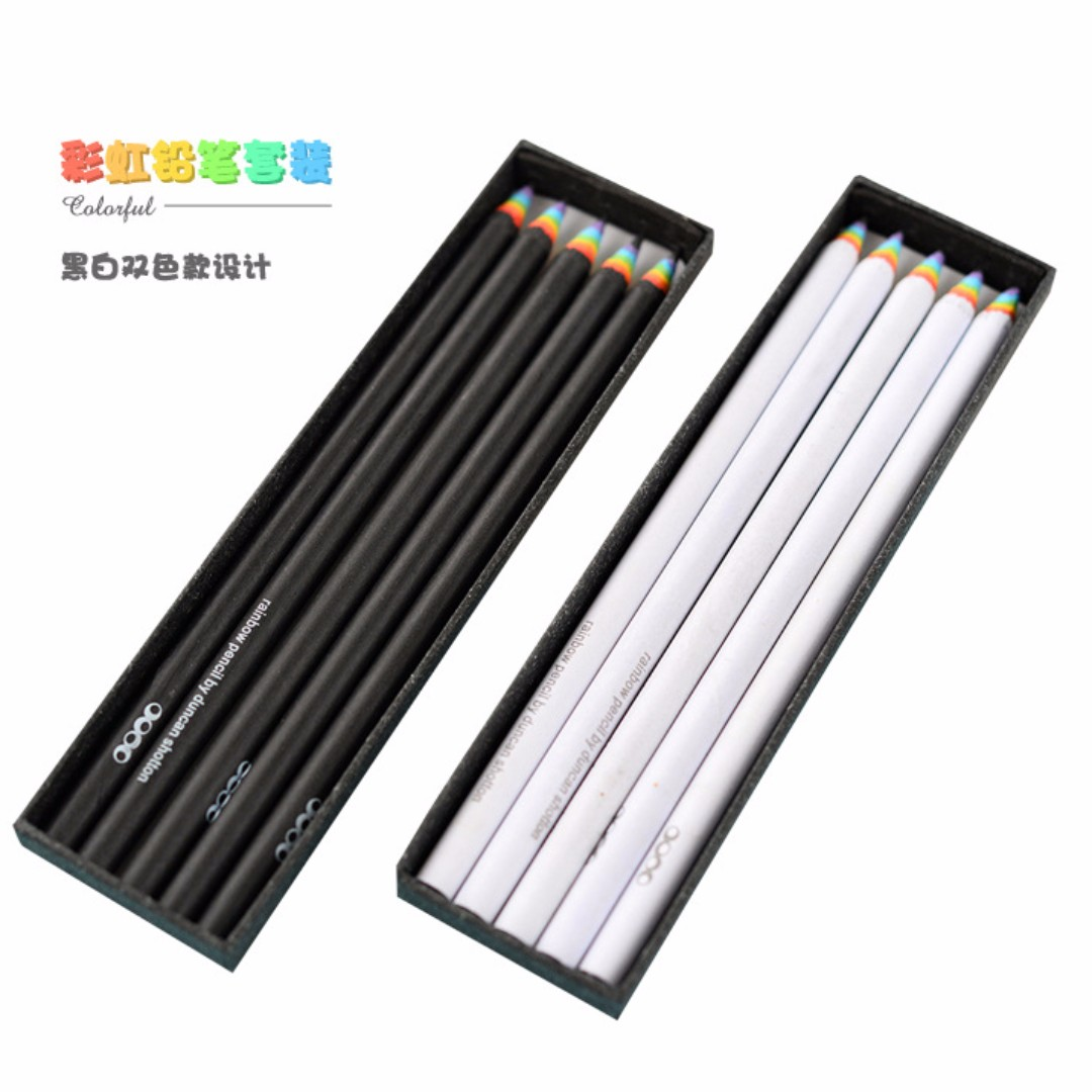 RAINBOW PENCIL BLACK 2B / PENSIL 2B