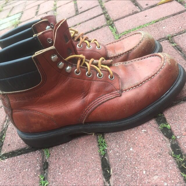 353dc8ff1c9 REDWING SUPERSOLE 204