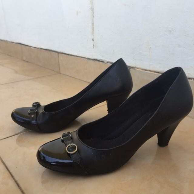 Sepatu Kerja Wanita Confort Plus 9