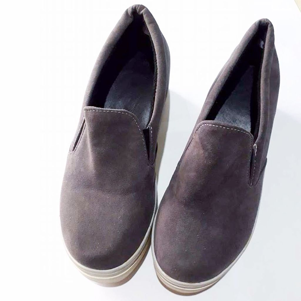 Slip-on Platform Shoes