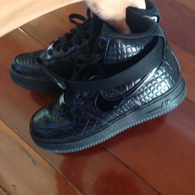 Snakeskin Air Force 1
