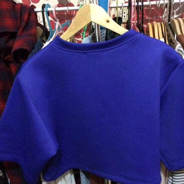 cf1d12e8d8338 SPOTLIGHT Boxy Crop Top