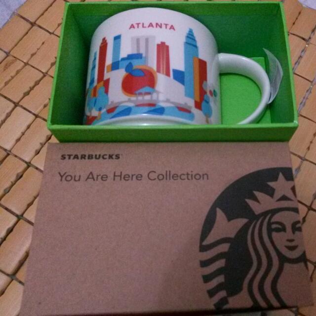 Starbucks Atlanta Mug (USA)