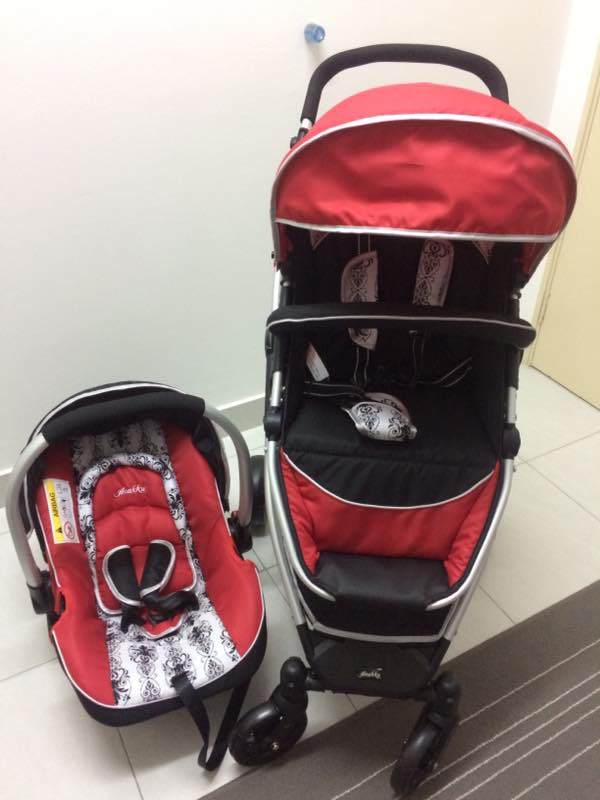 Stroller And Baby Carrier Brand Anakku