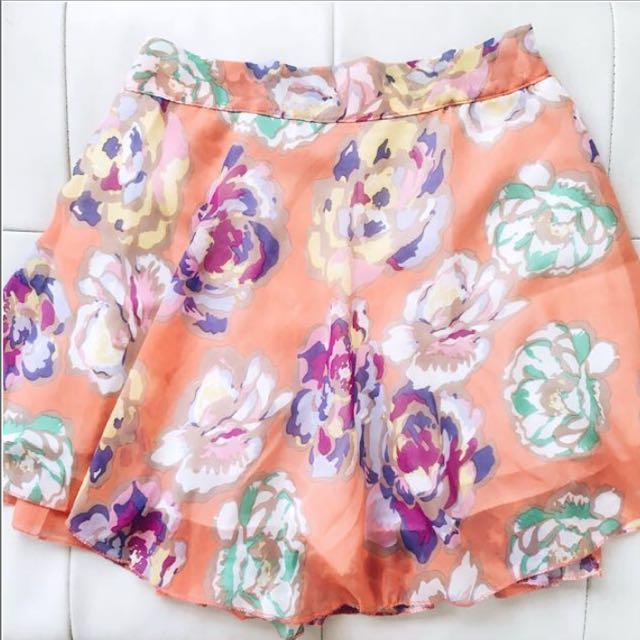 Summer Flowy Skirt