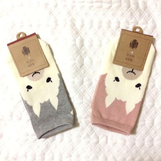 Super Cute Korean Socks