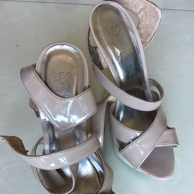Syrup Sandals