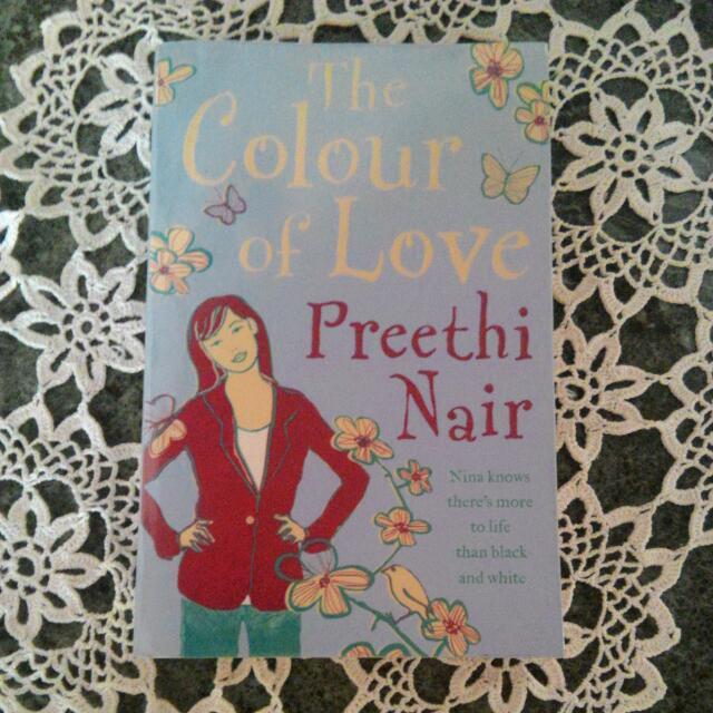 The Colour Of Love (Preethi Nair)