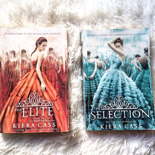 The Elite & The Selection (Preloved Books)