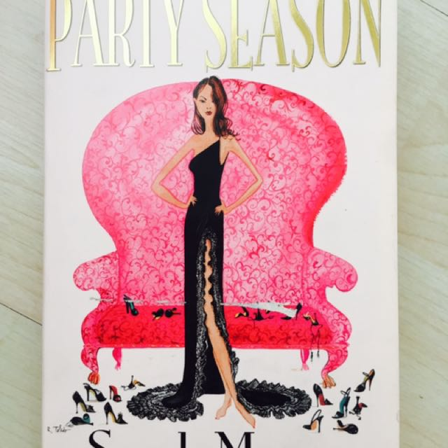 The Party Season by Sarah Mason