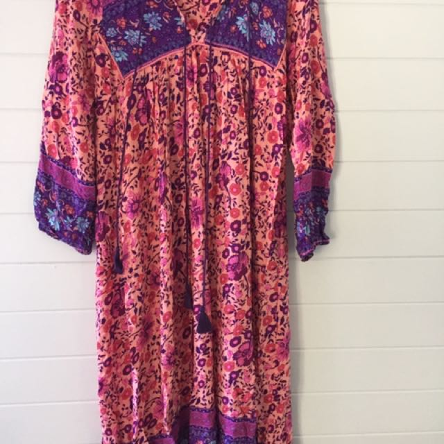 TopShop Boho Blossom spell Copy Dress