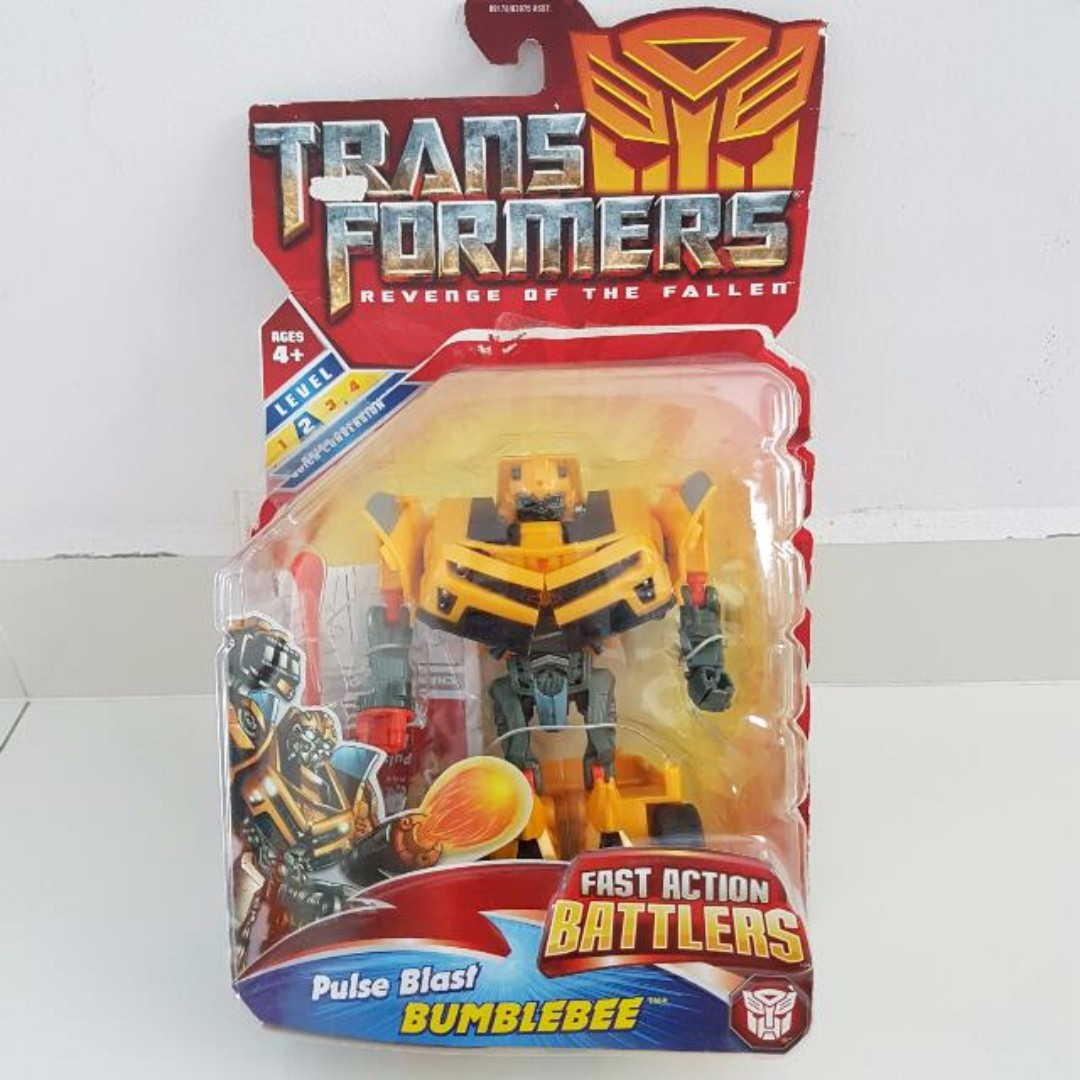 Transformers Revenge Of The Fallen Bumblebee 2008 Movie hasbro