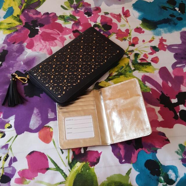 Travel Wallet & Passport Holder