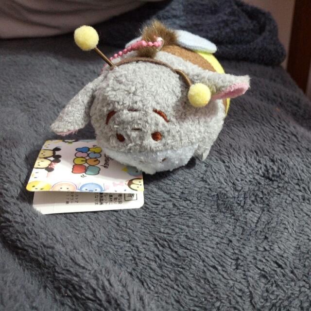 tsum tsum玩偶 驢子